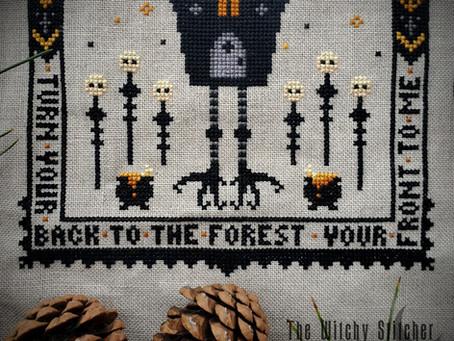 Cross Stitch for the Strange & Unusual