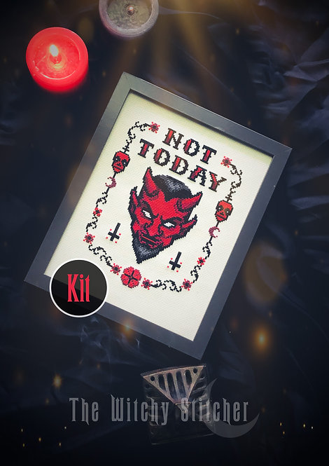 CLEARANCE KIT ~ Not Today Satan