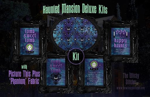 KIT - Haunted Mansion - 5 options!