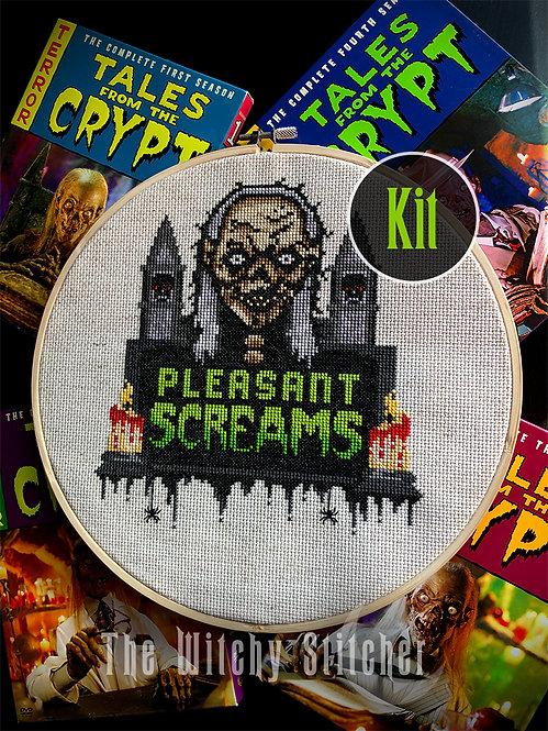 KIT ~ Pleasant Screams ~ The Cryptkeeper