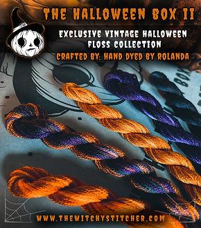 Teaser 2 Hand Dyed By Rolanda Halloween