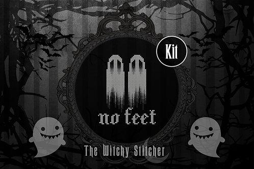 KIT ~ No Feet Ghosts ~ Beetlejuice