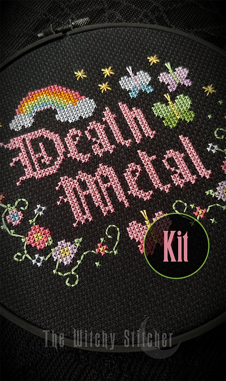 CLEARANCE KIT ~ Death Metal