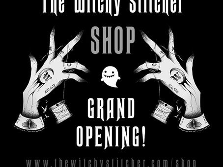 WEB SHOP GRAND OPENING!