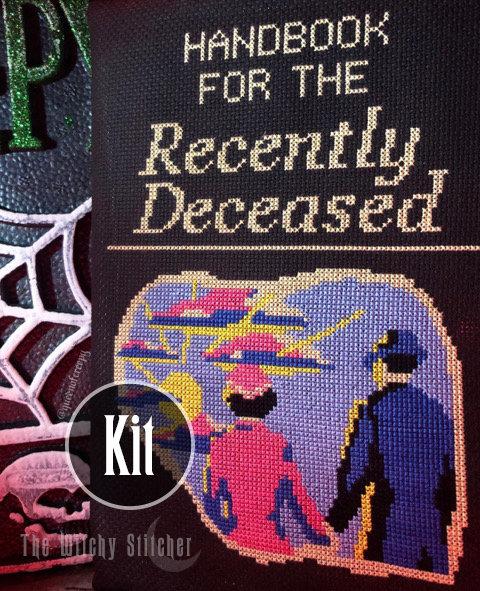 KIT ~ Handbook For The Recently Deceased