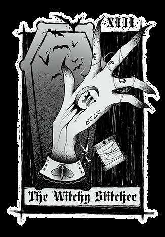 WHITE witchy stitcher logo transparent.p