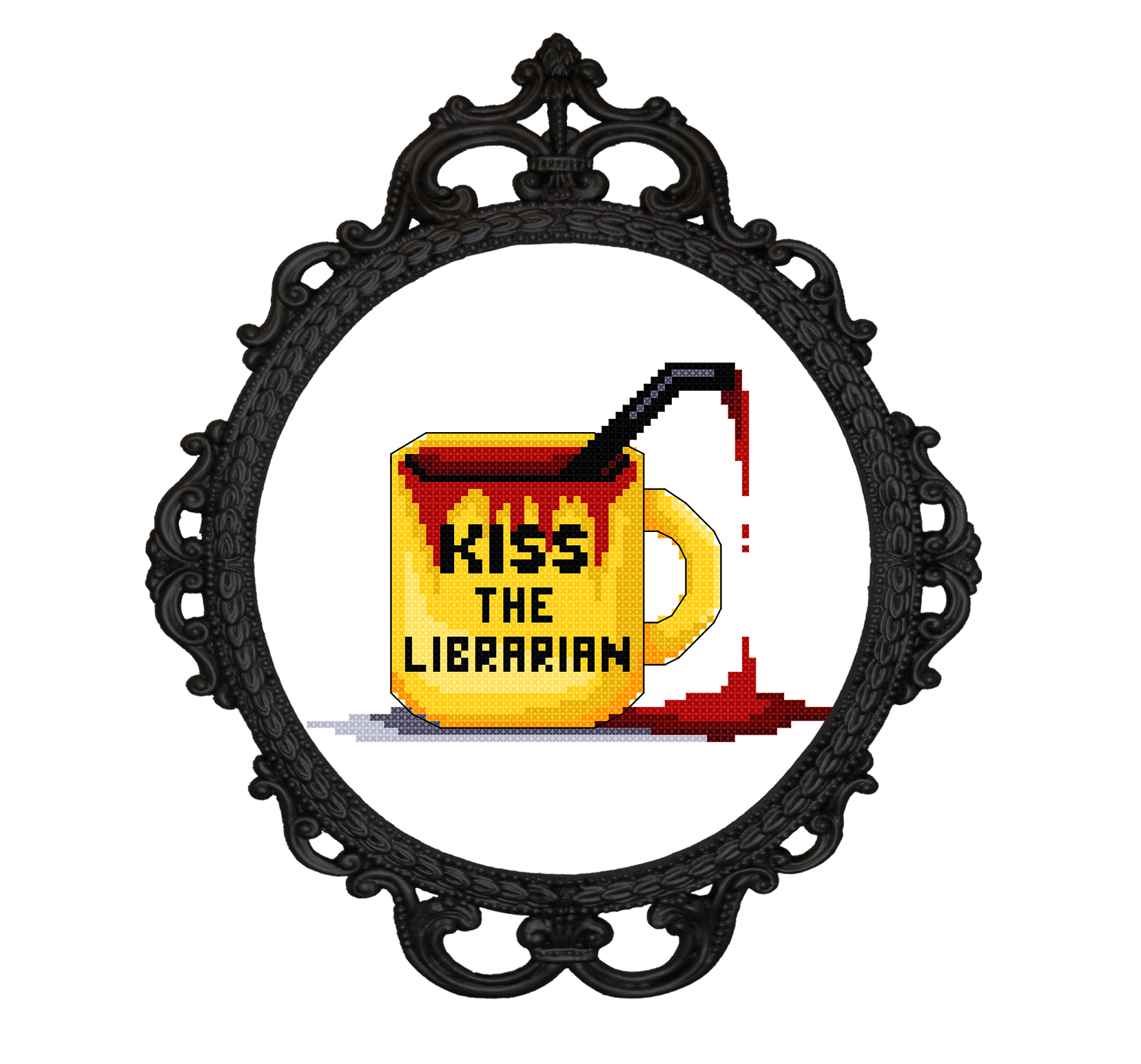Kiss The Librarian - Buffy