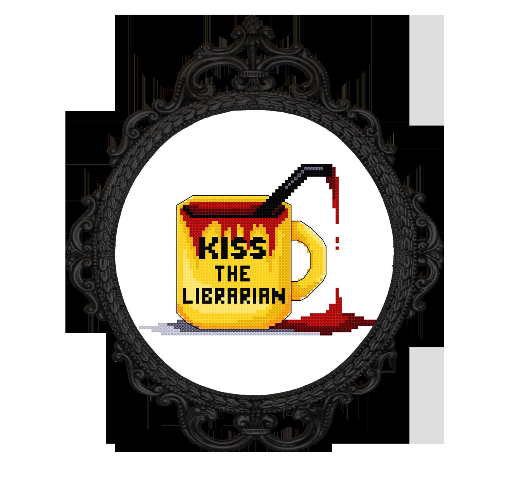 Kiss The Librarian - Buffy