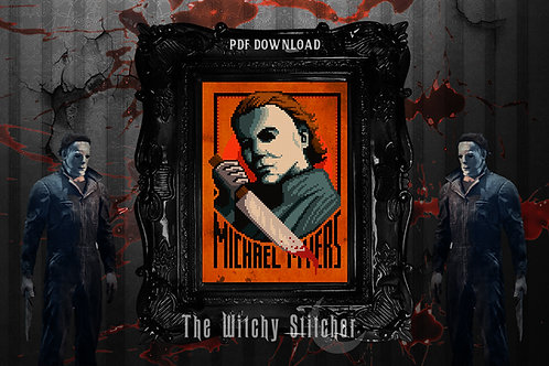 Michael Myers ~ PDF Pattern