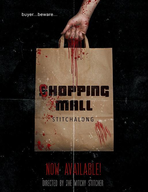 Chopping Mall Stitchalong (SAL) ~ PDF Pattern