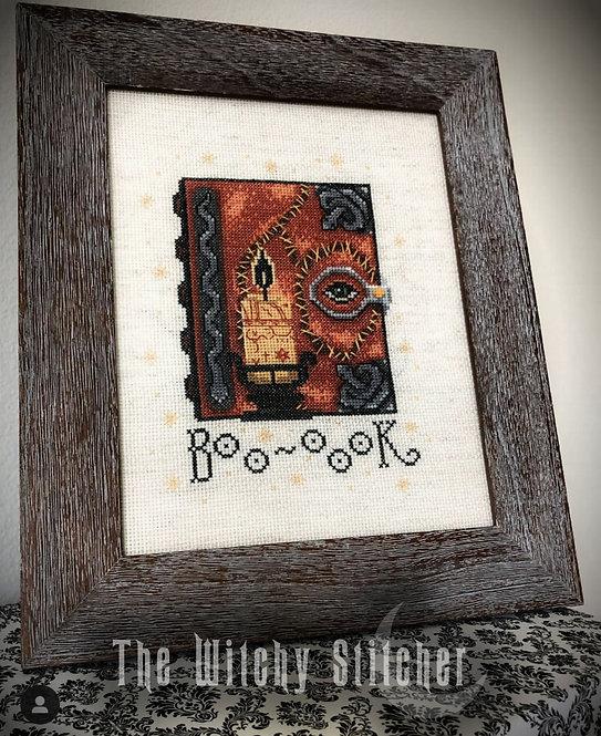 Boo~oook ~ Hocus Pocus Spellbook ~ PDF Pattern