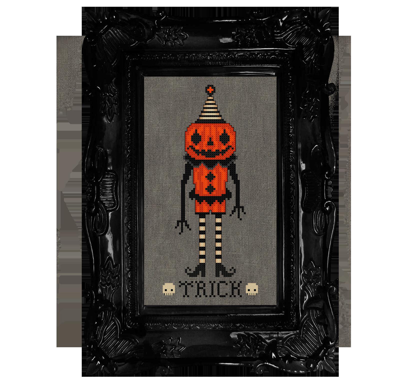 Pumpkin Trick