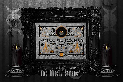 Witchcrafts ~ PDF Pattern