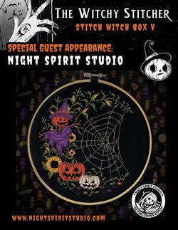 Guest Artist Night Spirit Studio