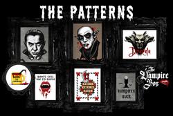Stitch Witch Box - Vampire Box - Pattern