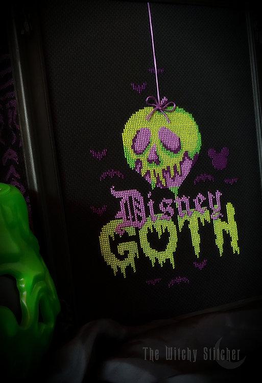 Disney Goth ~ PDF Pattern