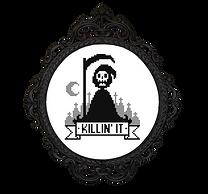 Reaper - Killin It - transparent - The W