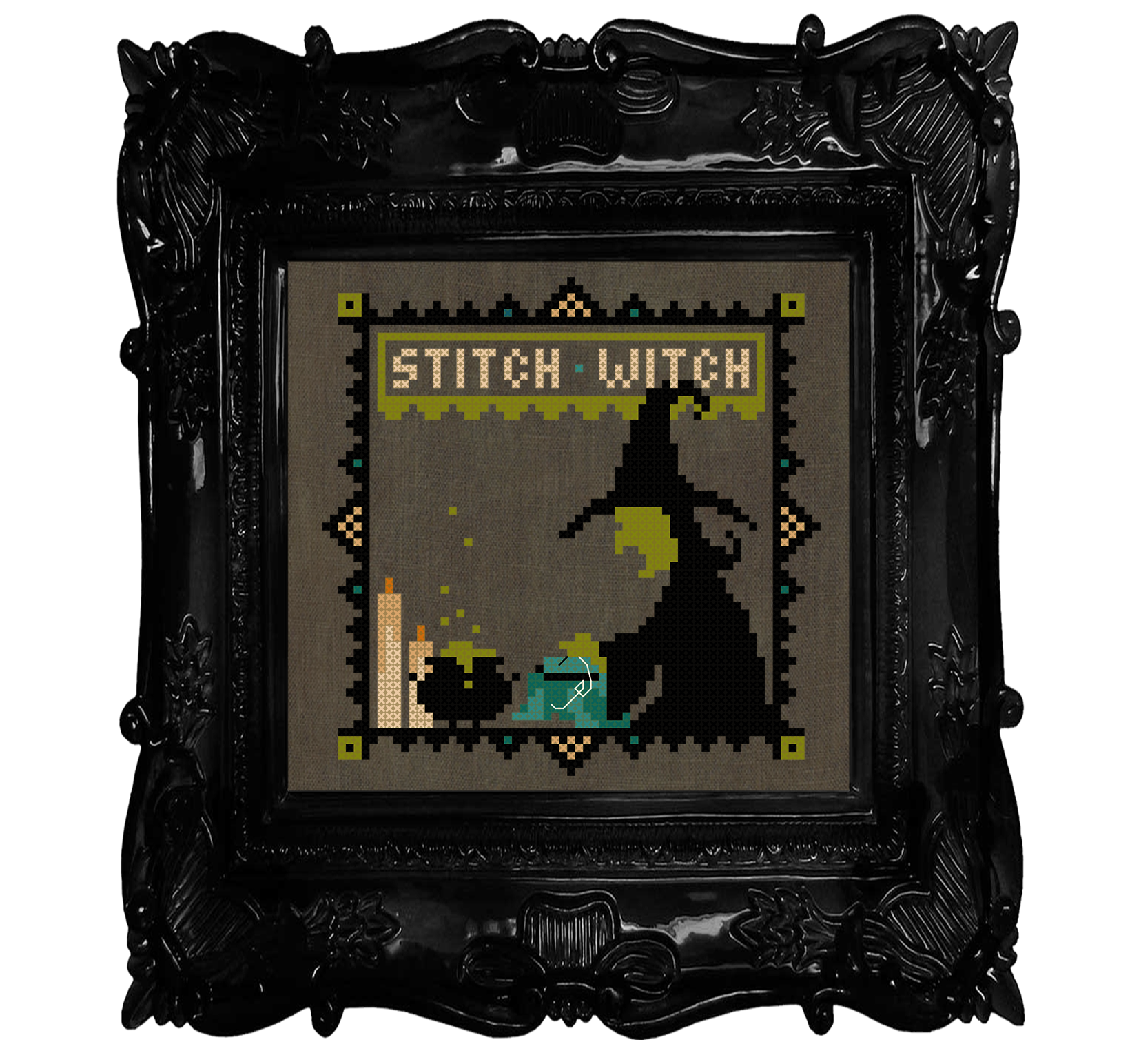 Stitch Witch Box Review