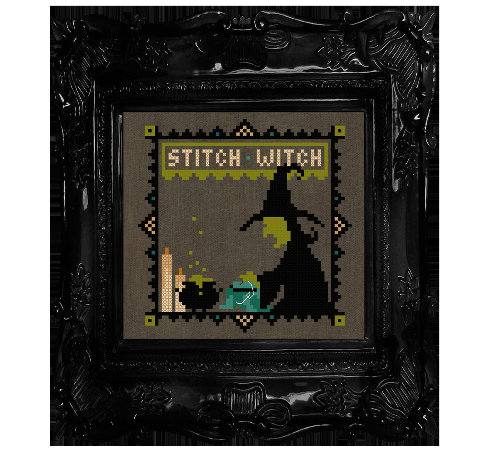 Stitch Witch Box Review