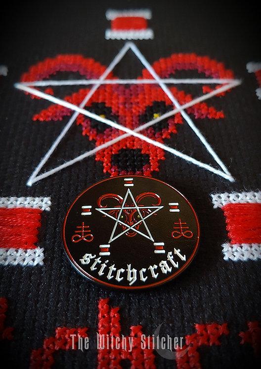 Stitchcraft Needleminder or Pin
