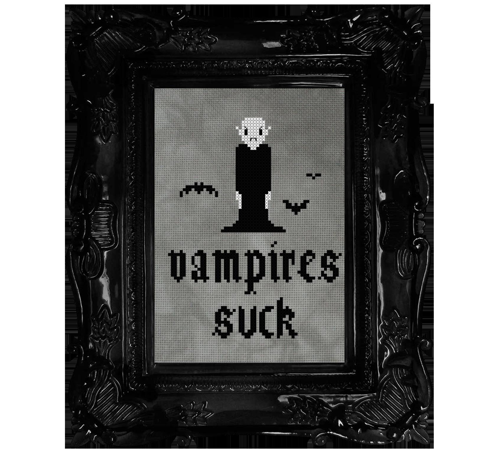 Vampires Suck - Count Orlock