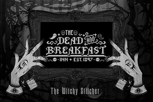 The Dead and Breakfast Inn ~ PDF Pattern