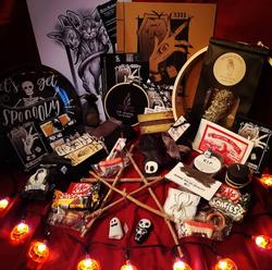 Stitch Witch Box - The Witchy Stitch