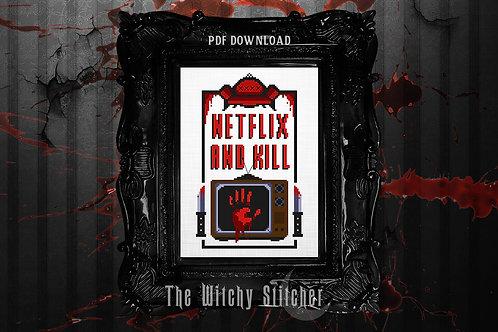 Netflix And Kill ~ PDF Pattern