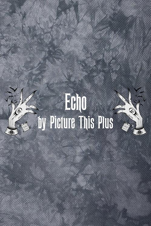 Echo 14 ct Aida - Hand Dyed Fabric