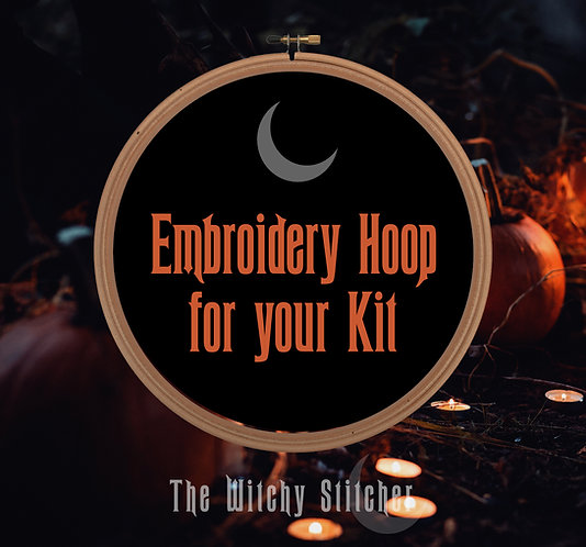 Need A Hoop For Your Kit?