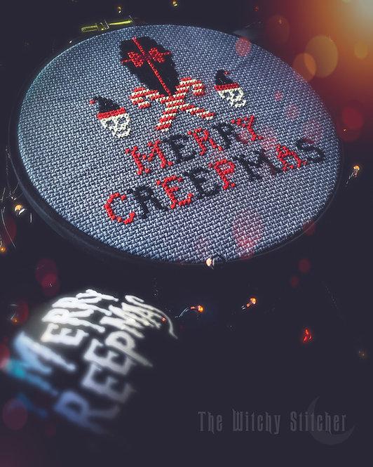 Merry Creepmas ~ PDF Pattern