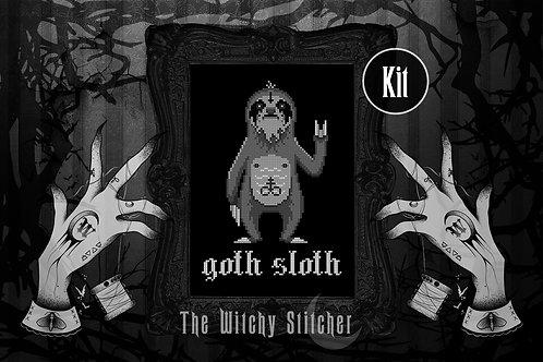 KIT ~ Goth Sloth
