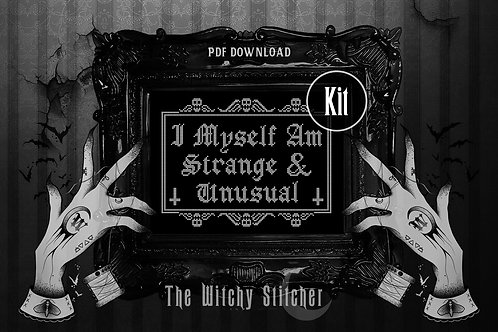 KIT ~ Strange & Unusual