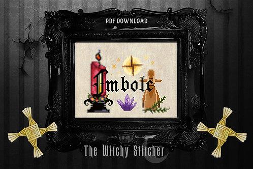 Imbolc Sabbat ~ PDF Pattern