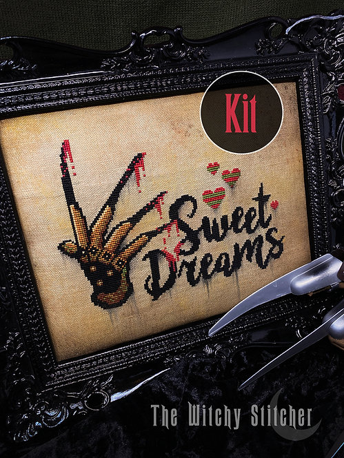 KIT ~ Sweet Dreams ~ Freddy Krueger