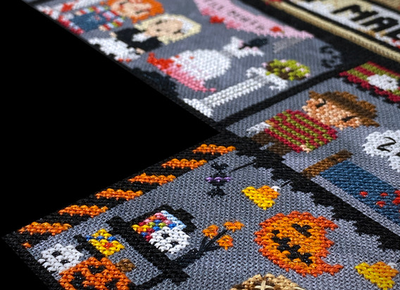 Samhains Sweets stitch 3 - Chopping Mall SAL - The Witchy Stitcher.jpg