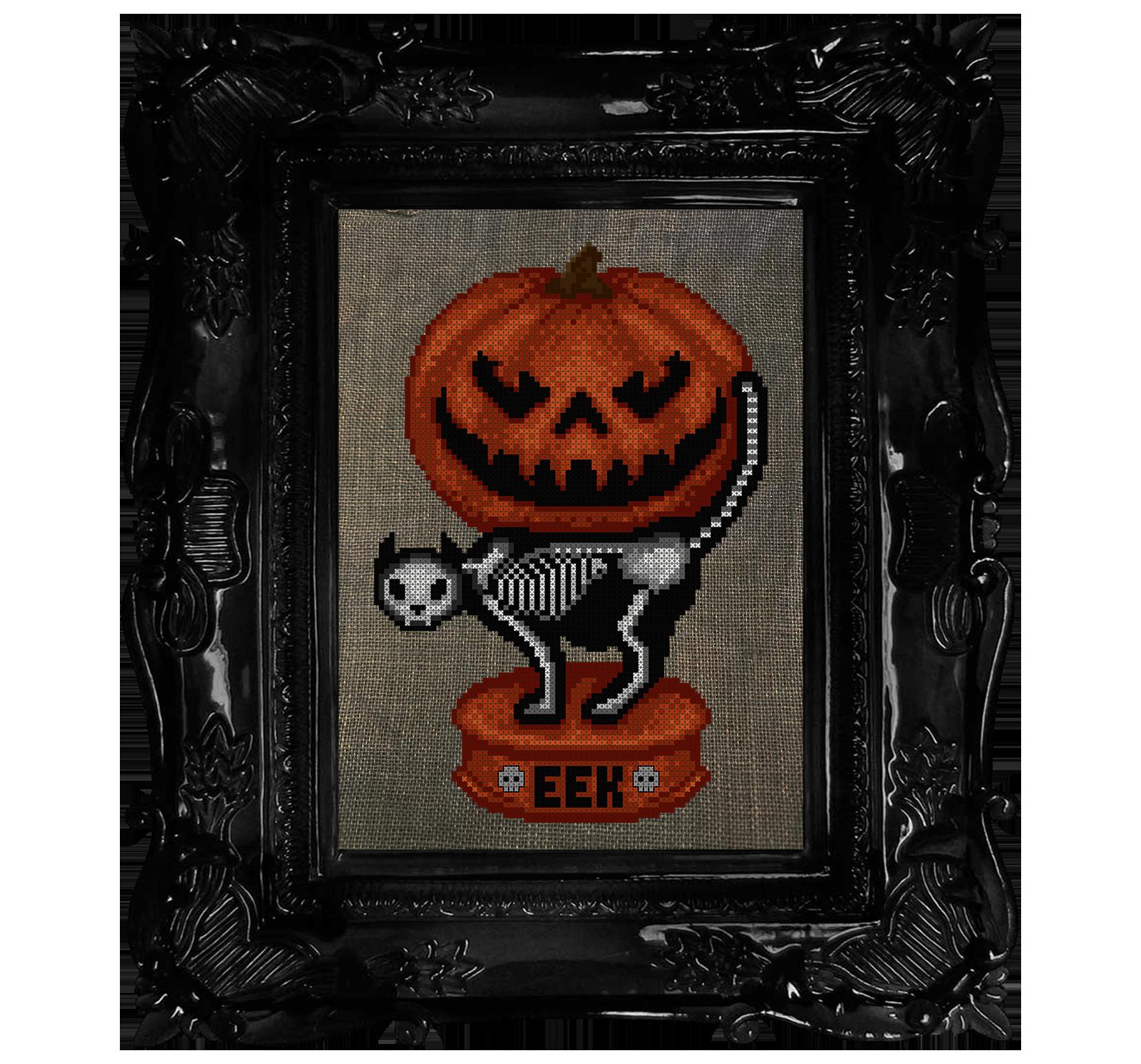 Eek Blow Mold