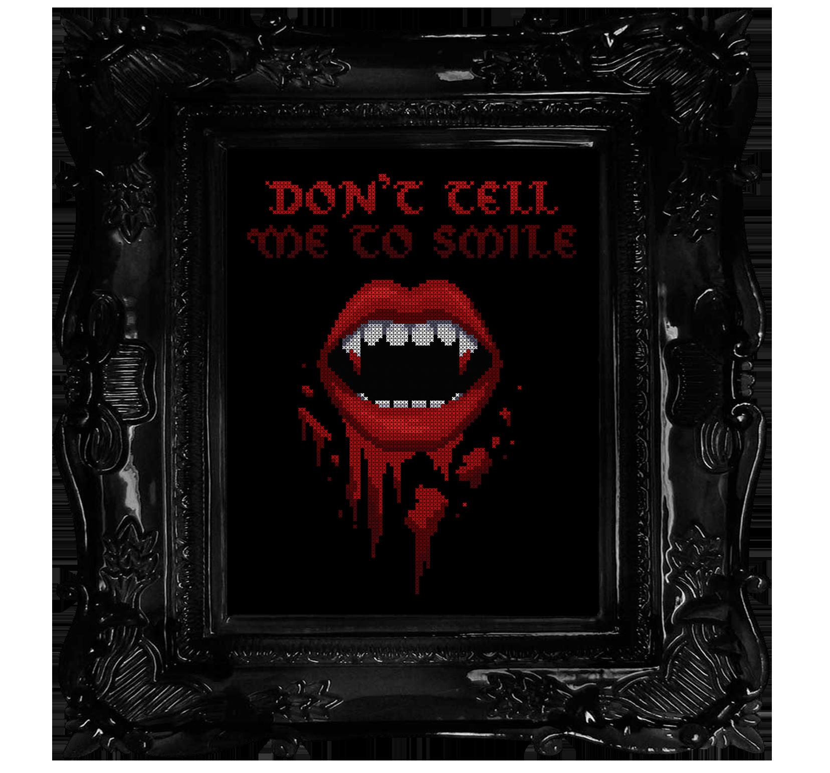 Don't Tell me To Smile - Vampire