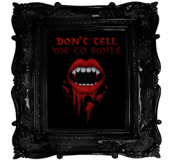 Don't Tell me To Smile - Vampire