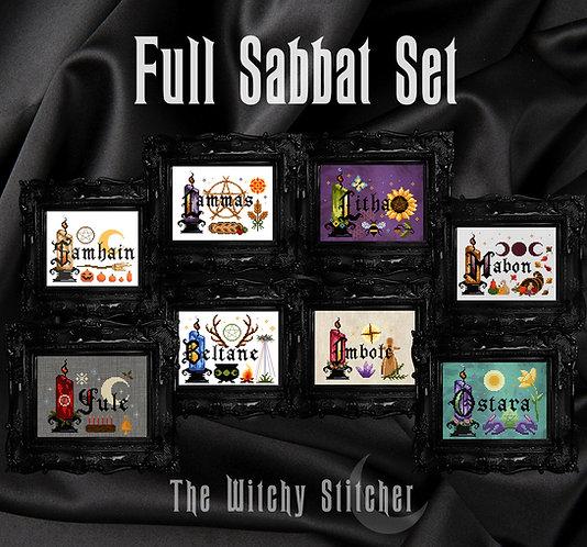 Full Sabbat Bundle ~ PDF Pattern Set
