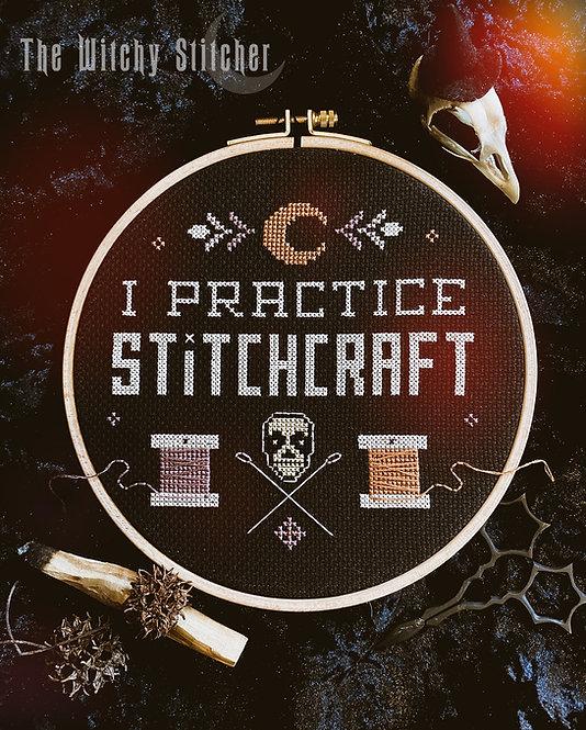 Stitchcraft ~ PDF Pattern