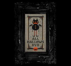 All Hallows Bat