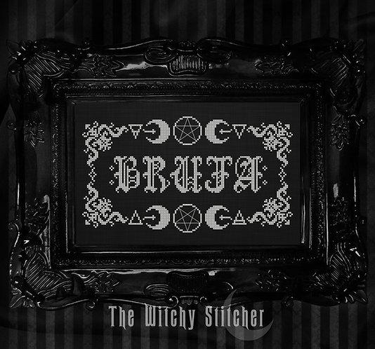 Bruja - Brujo ~ PDF Pattern