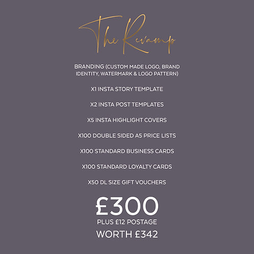 The Revamp Package