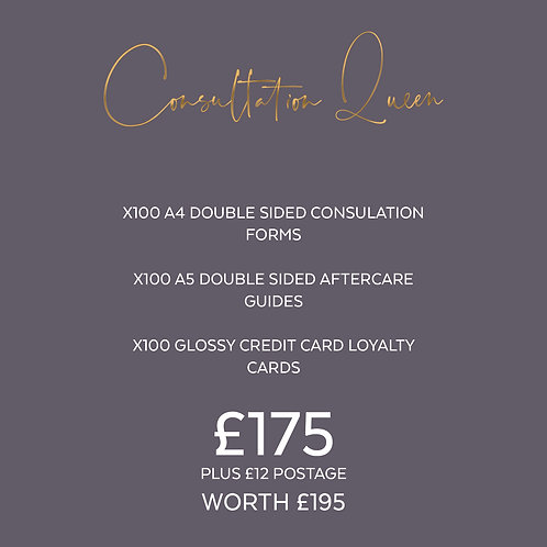 Consultation Queen Package