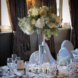 I love these Centrepieces  #flower #art