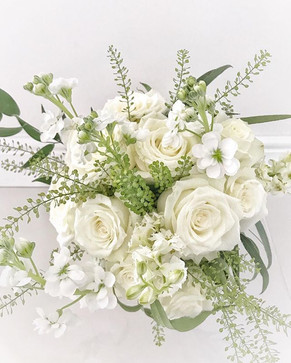 Julie's gorgeous bouquet for her _lepeti