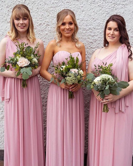 How stunning are Amy's bridesmaids_ This
