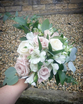My beautiful brides bouquet today.  Doro