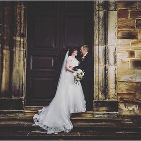 Huge congratulations to Karina and Mark